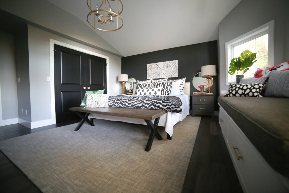 OUR MASTER BEDROOM MAKEOVER - ONE ROOM CHALLENGE WEEK 06, THE FINAL ...