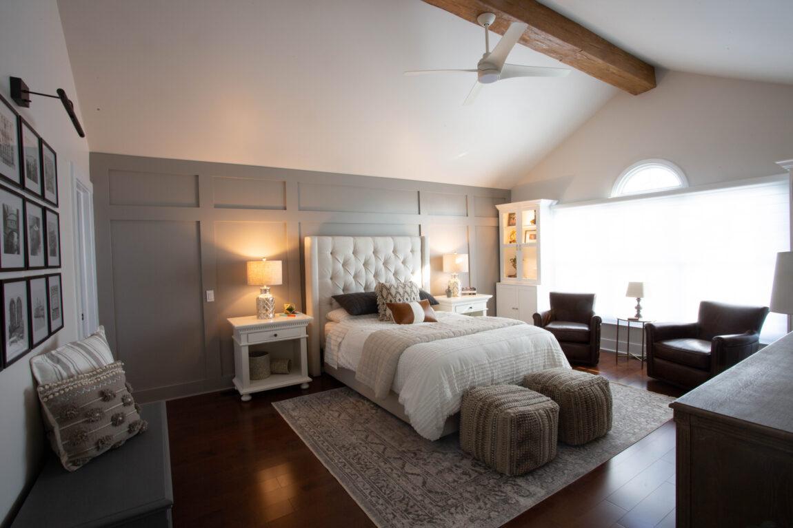 Deer Shiloh Master Bedroom Project Clark Aldine