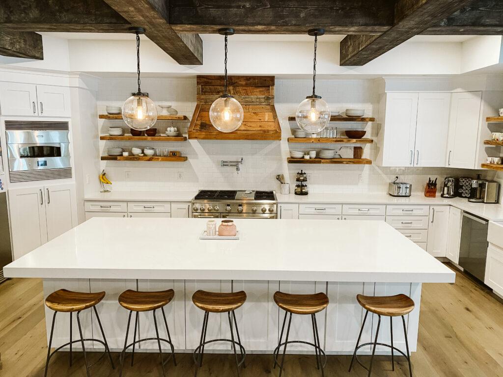 How To Determine Kitchen Island Placement Clark Aldine